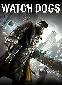 Cover - Watch Dogs