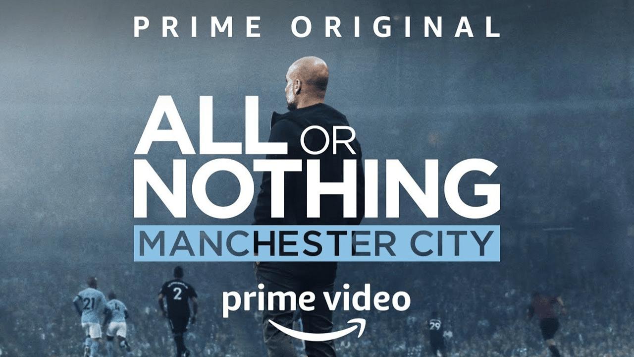 Amazon Prime Video Manchester City