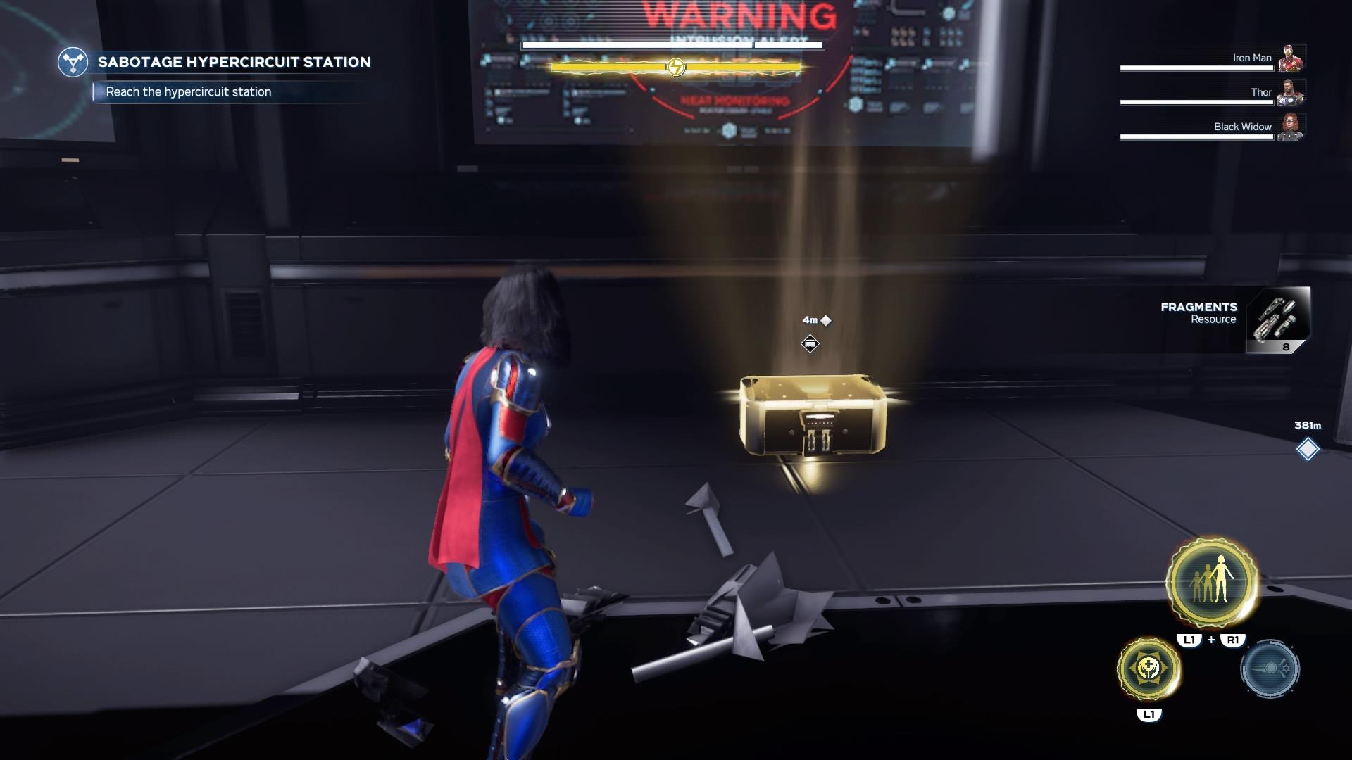 Marvel's Avengers | Pixel Vault