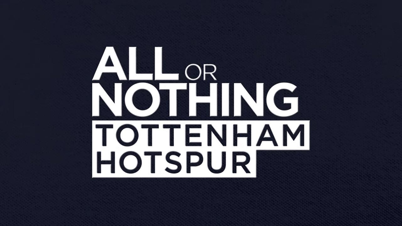 Amazon Prime Video Tottenham Hotspur