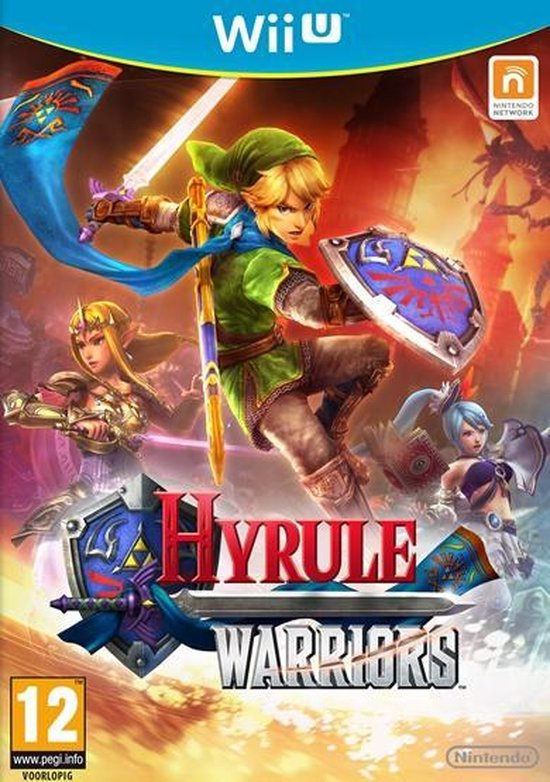 Cover - Hyrule Warriors