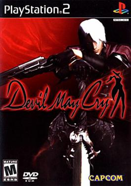 Cover - Devil May Cry