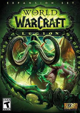 Cover - World of Warcraft: Legion