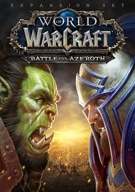 Cover - World of Warcraft: Battle for Azeroth