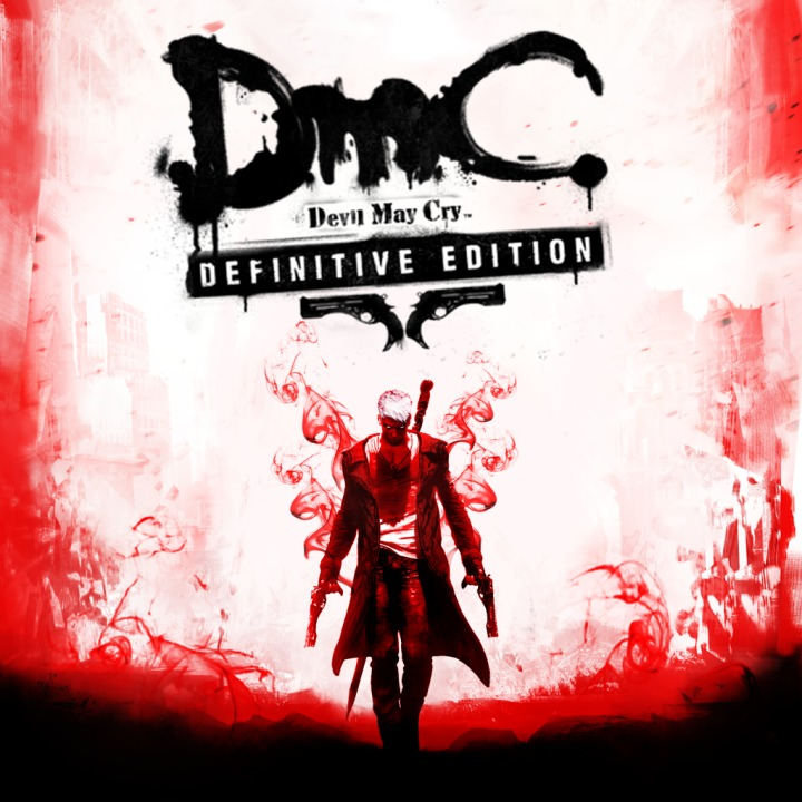 Cover - DmC Devil May Cry: Definitive Edition