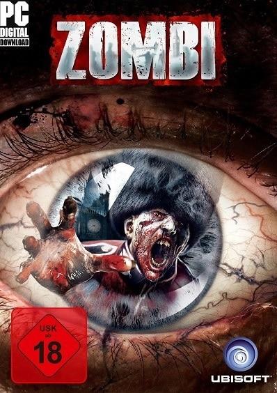 Cover - Zombi