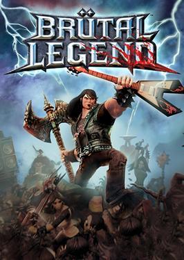 Cover - Brütal Legend