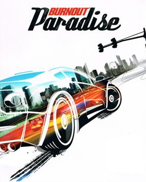 Cover - Burnout Paradise