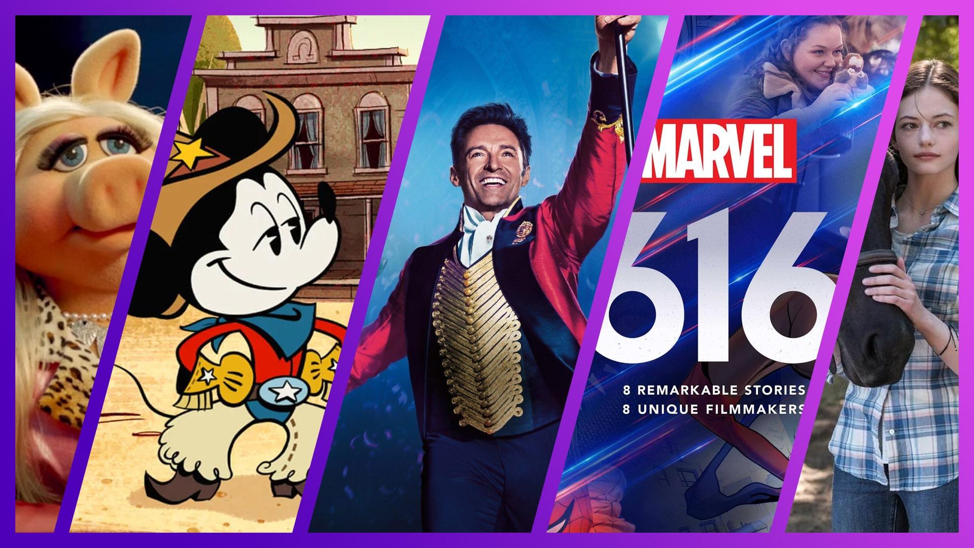 In november nieuw op Disney+