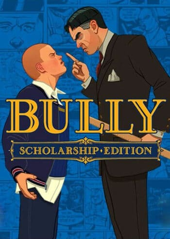 Cover - Bully: Scholarship Edition