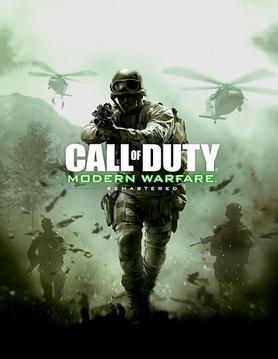 Cover - Call of Duty: Modern Warfare Remastered