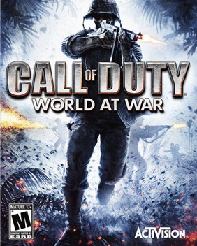 Cover - Call of Duty: World at War