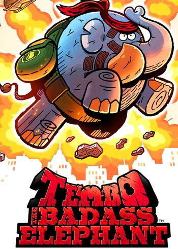 Cover - Tembo the Badass Elephant