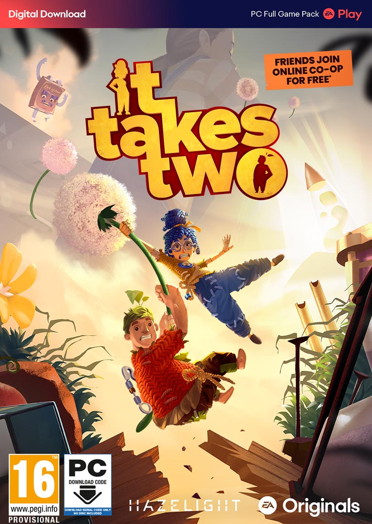 Cover - It Takes Two