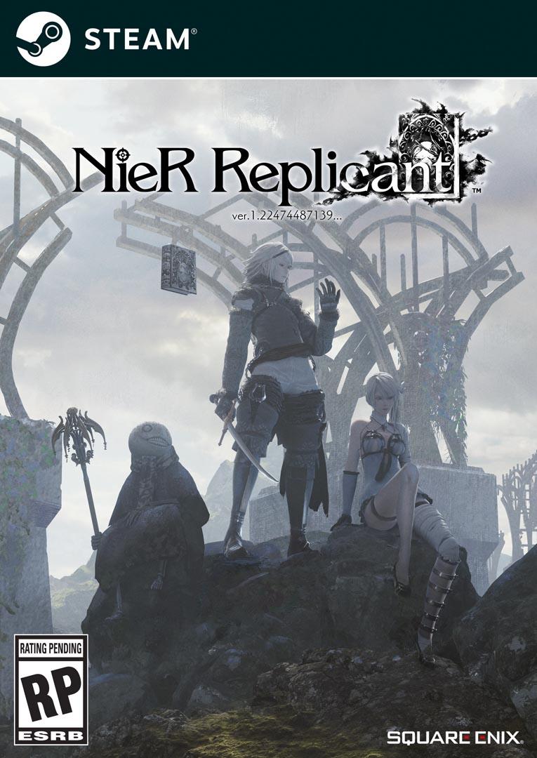 Cover - NieR Replicant ver.1.22474487139…