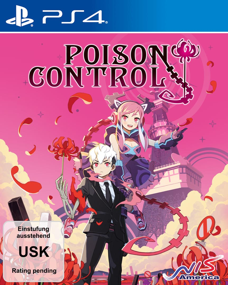 Cover - Poison Control