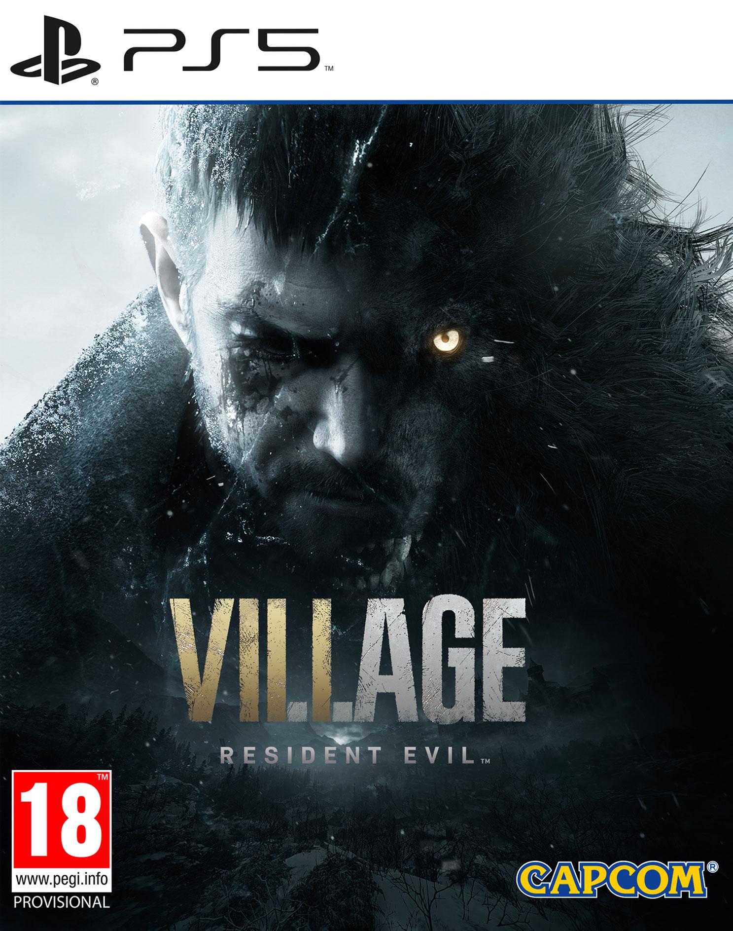 Cover - Resident Evil Village