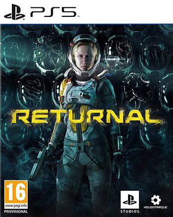Cover - Returnal