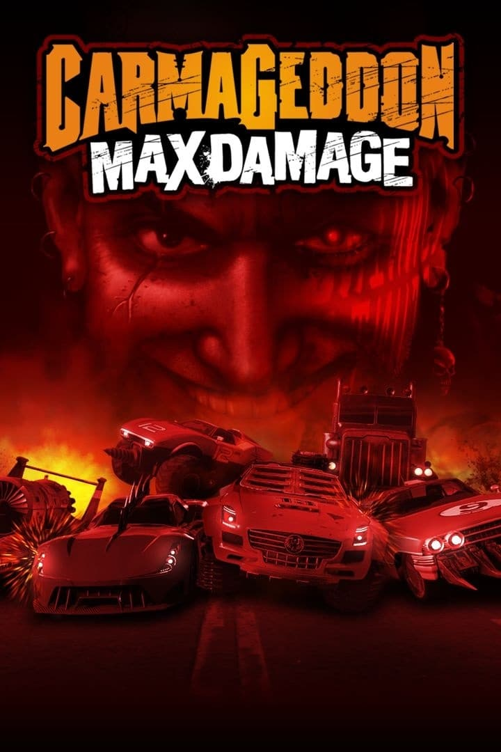 Cover - Carmageddon: Max Damage