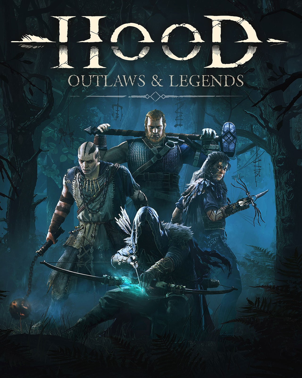Cover - Hood: Outlaws & Legends