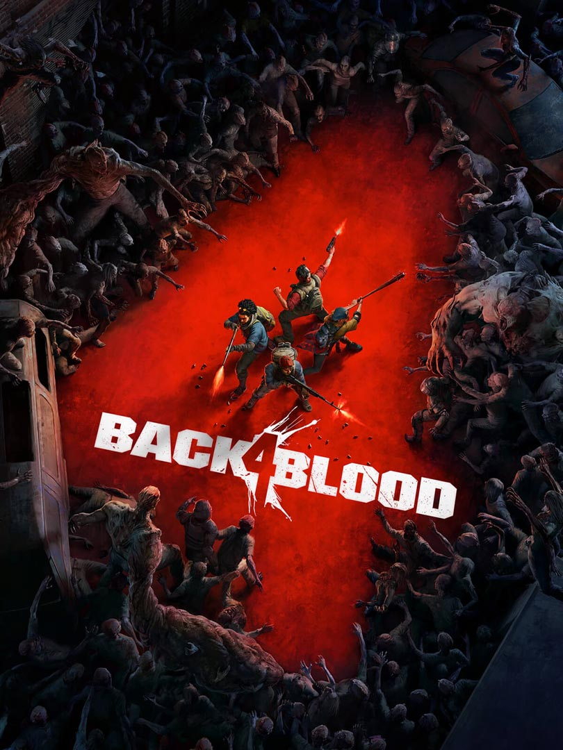 Cover - Back 4 Blood