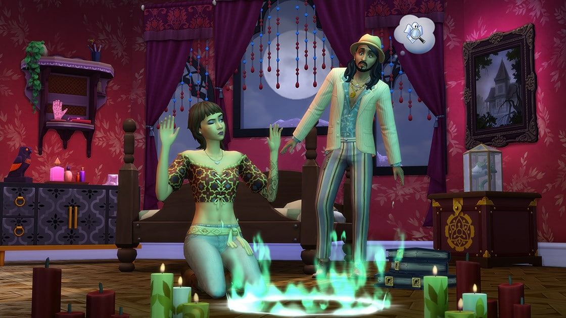De Sims 4: Paranormaal