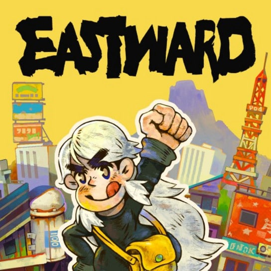 Cover - Eastward