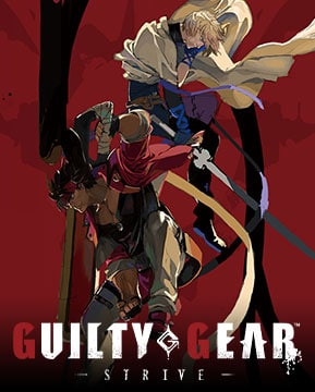 Cover - Guilty Gear Strive