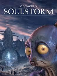 Cover - Oddworld Soulstorm