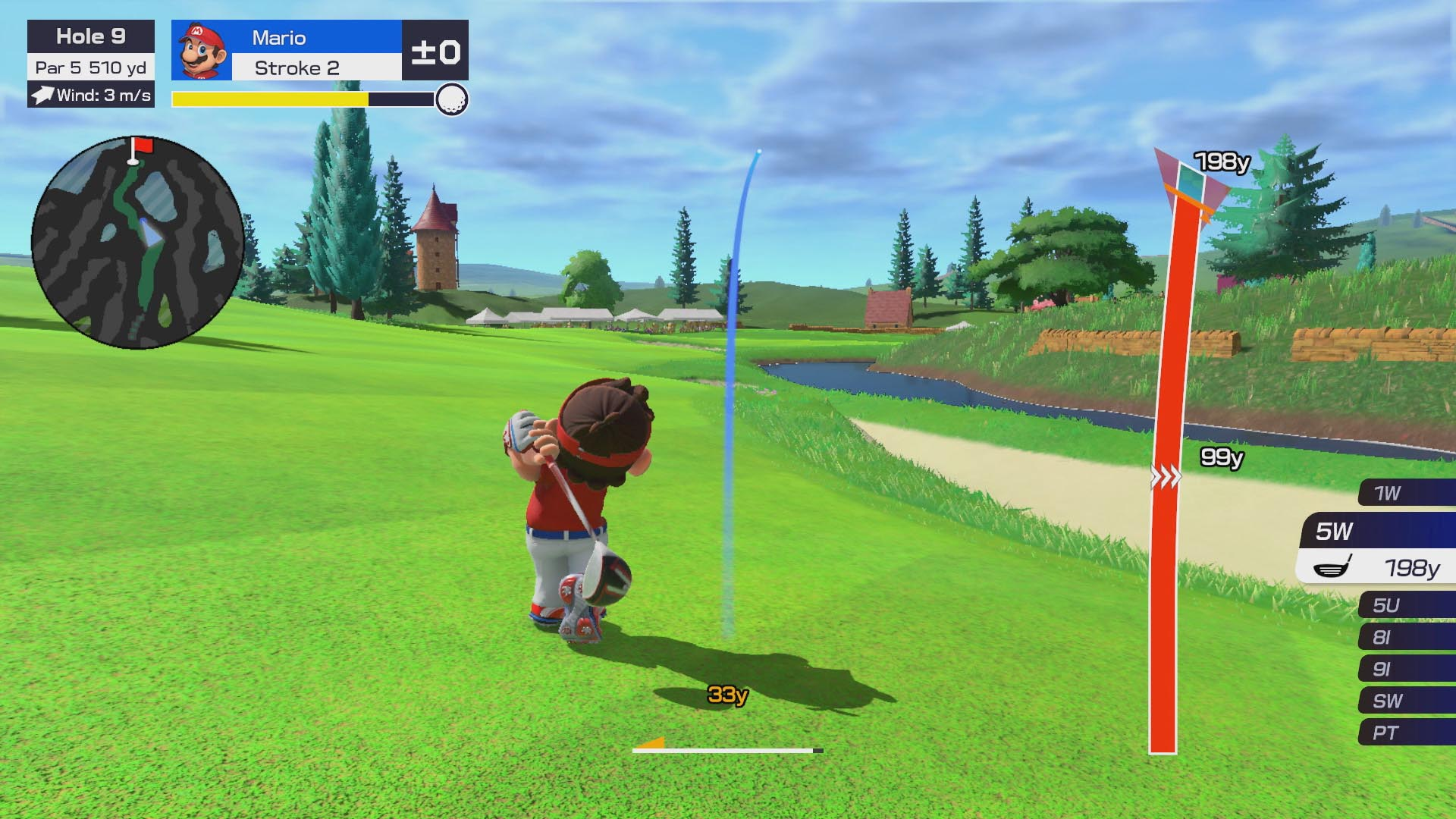 Mario Golf: Super Rush | Pixel Vault