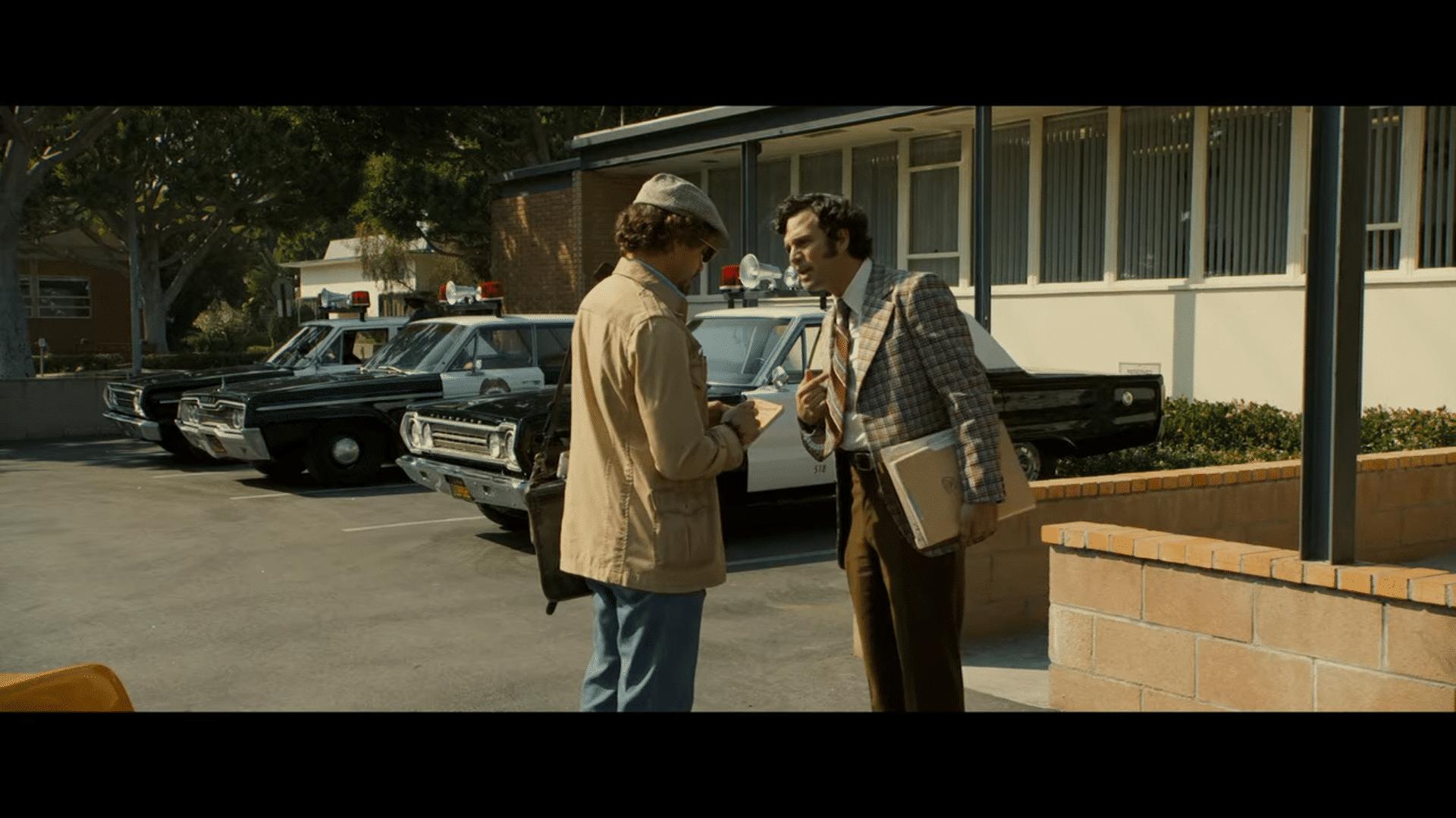 Robert Downey Jr. en Mark Ruffalo