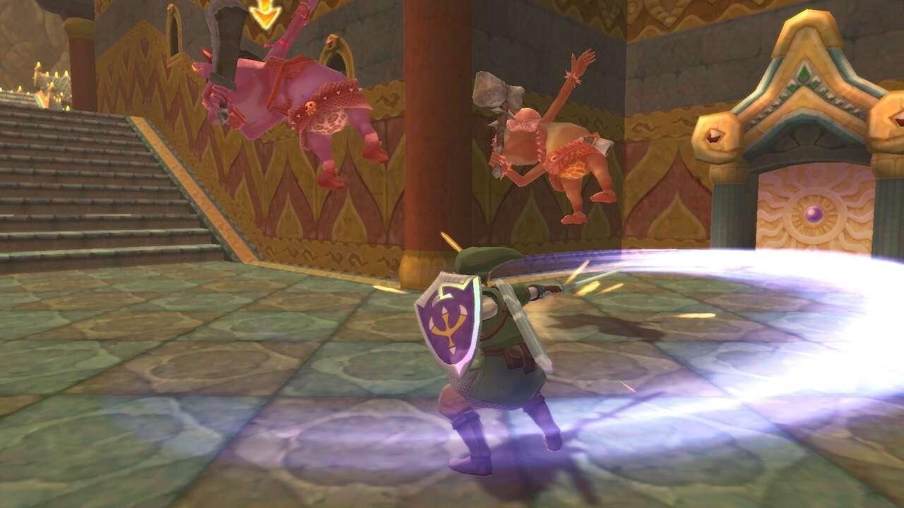 Skyward Sword   Pixel Vault