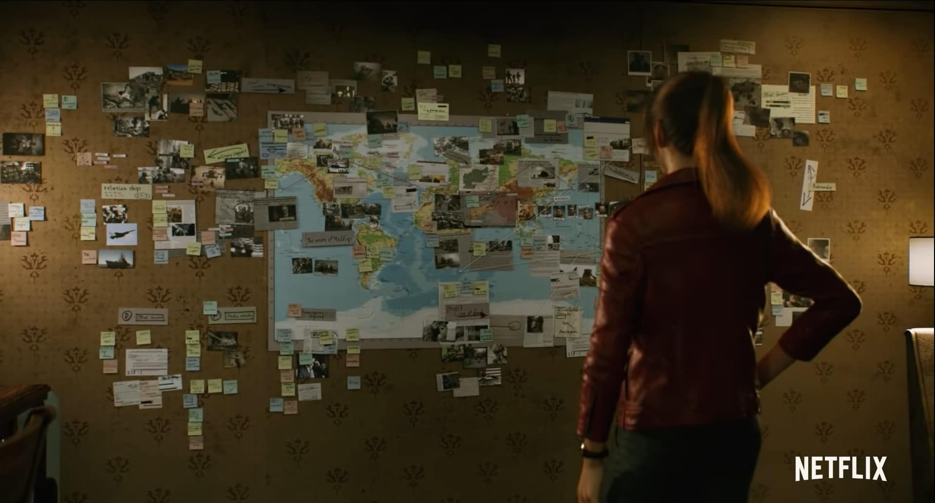 Claire Redfield probeert het complot achter de mysterieuze gebeurtenissen te ontrafelen in de nieuwe Netflix CG-serie Resident Evil: Infinite Darkness