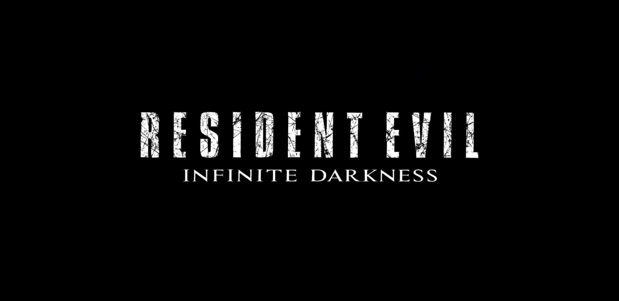 Titel van de nieuwe Netflix serie Resident Evil: Infinite Darkness