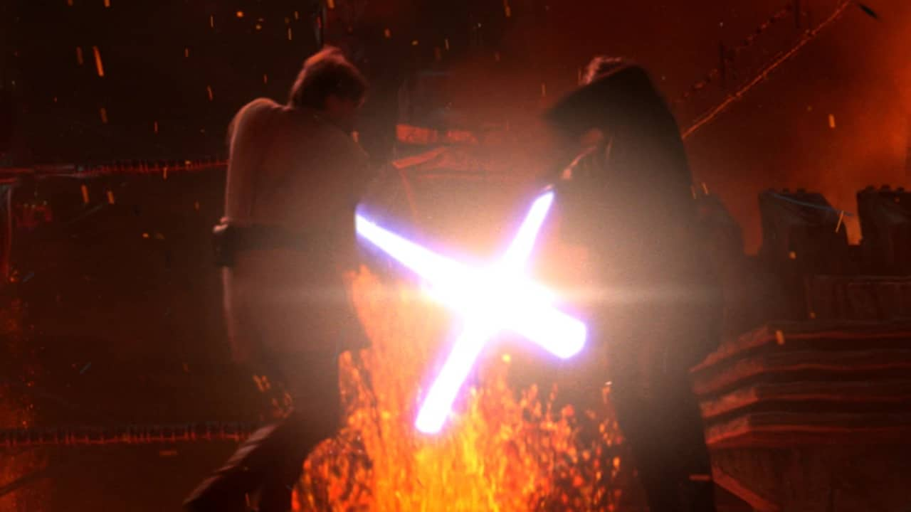 Mustafar Star Wars