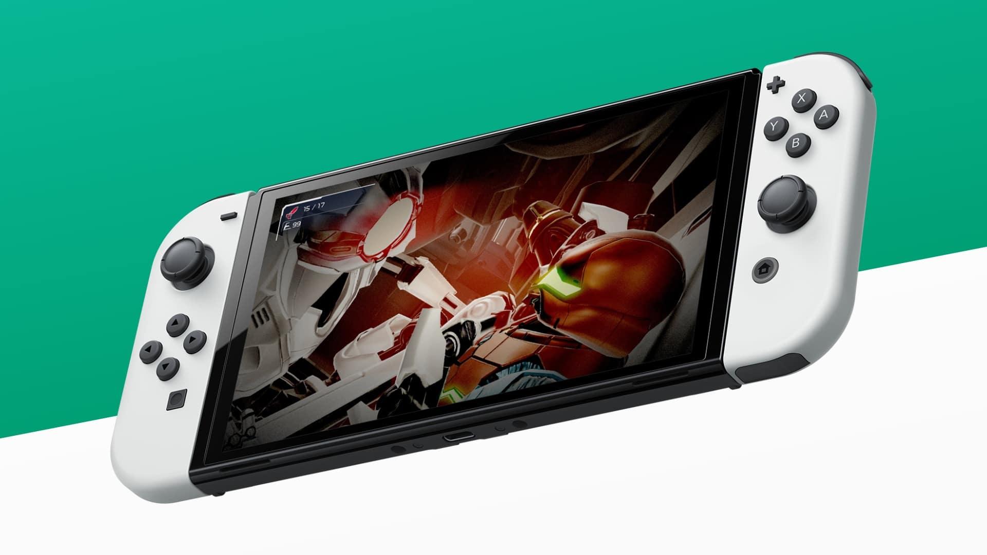 Nintendo Switch OLED-Model
