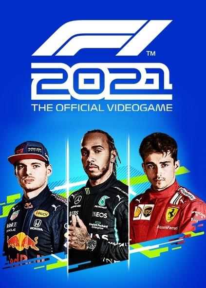 Cover - F1 2021