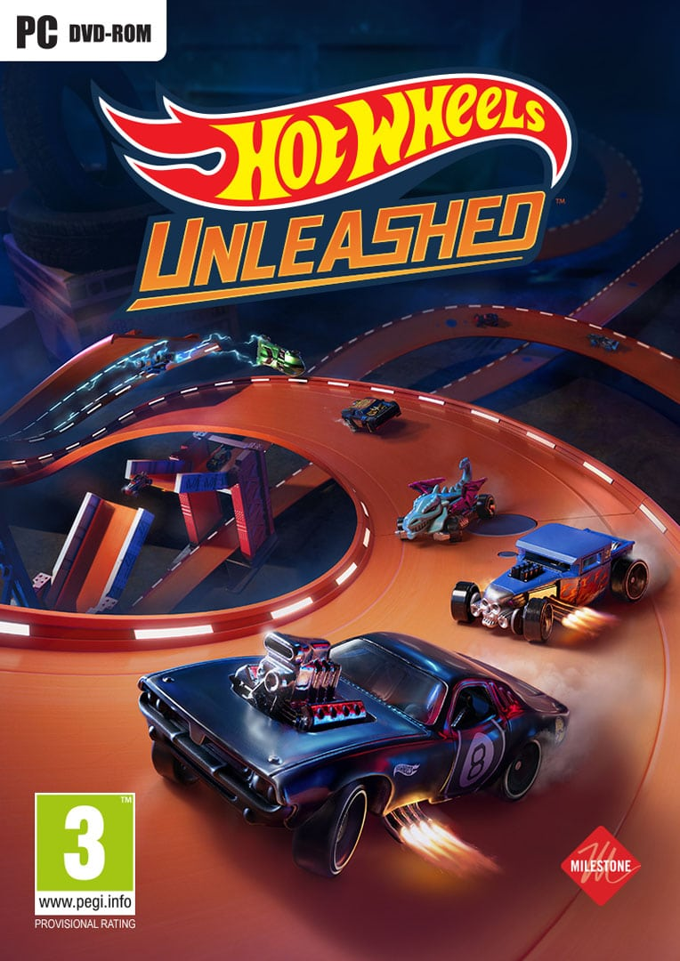Cover - Hot Wheels Unleashed